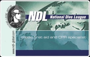 NDL MEDIC FIRST AID AND CPR SPECIALIST