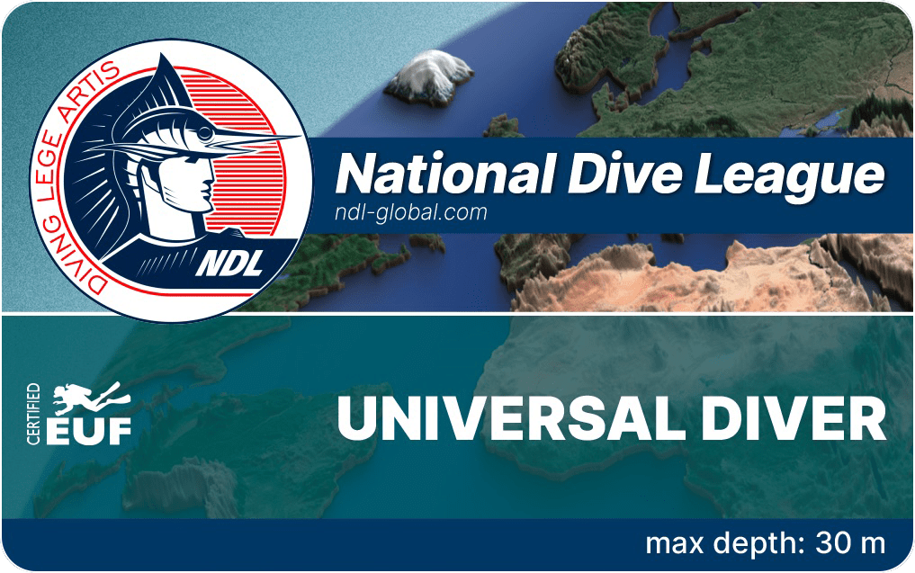 universal diver